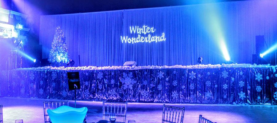 Winter Wonderland Christmas Dinner